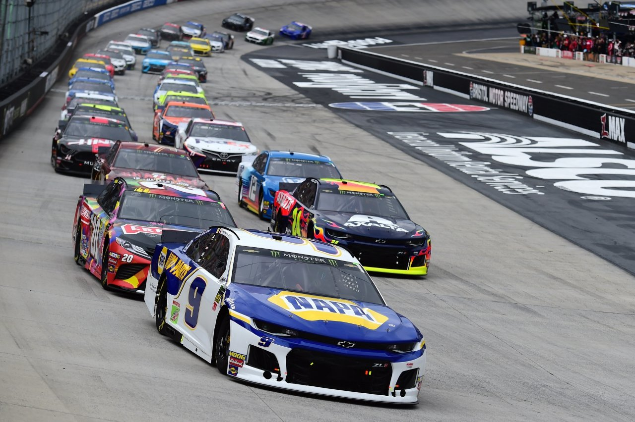 Bristol Starting Lineup: May 31, 2020 (NASCAR Cup Series) - Racing News