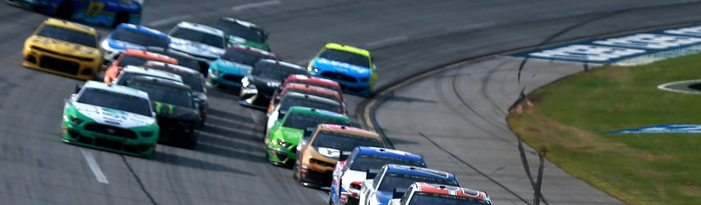 NASCAR explains the final caution at Talladega Superspeedway; Multiple wrecks
