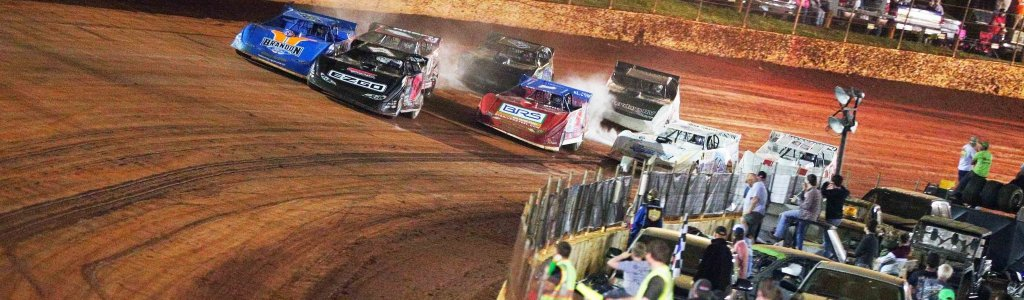 North Georgia Speedway is expected to race tonight