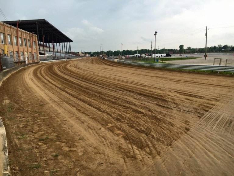 Indiana State Fairgrounds - Dirt Track - Auto Racing
