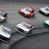 Justin Allgaier, Harrison Burton, Cole Custer, Chase Briscoe, Austin Cindric and Noah Gragson at Bristol Motor Speedway - NASCAR Xfinity Series