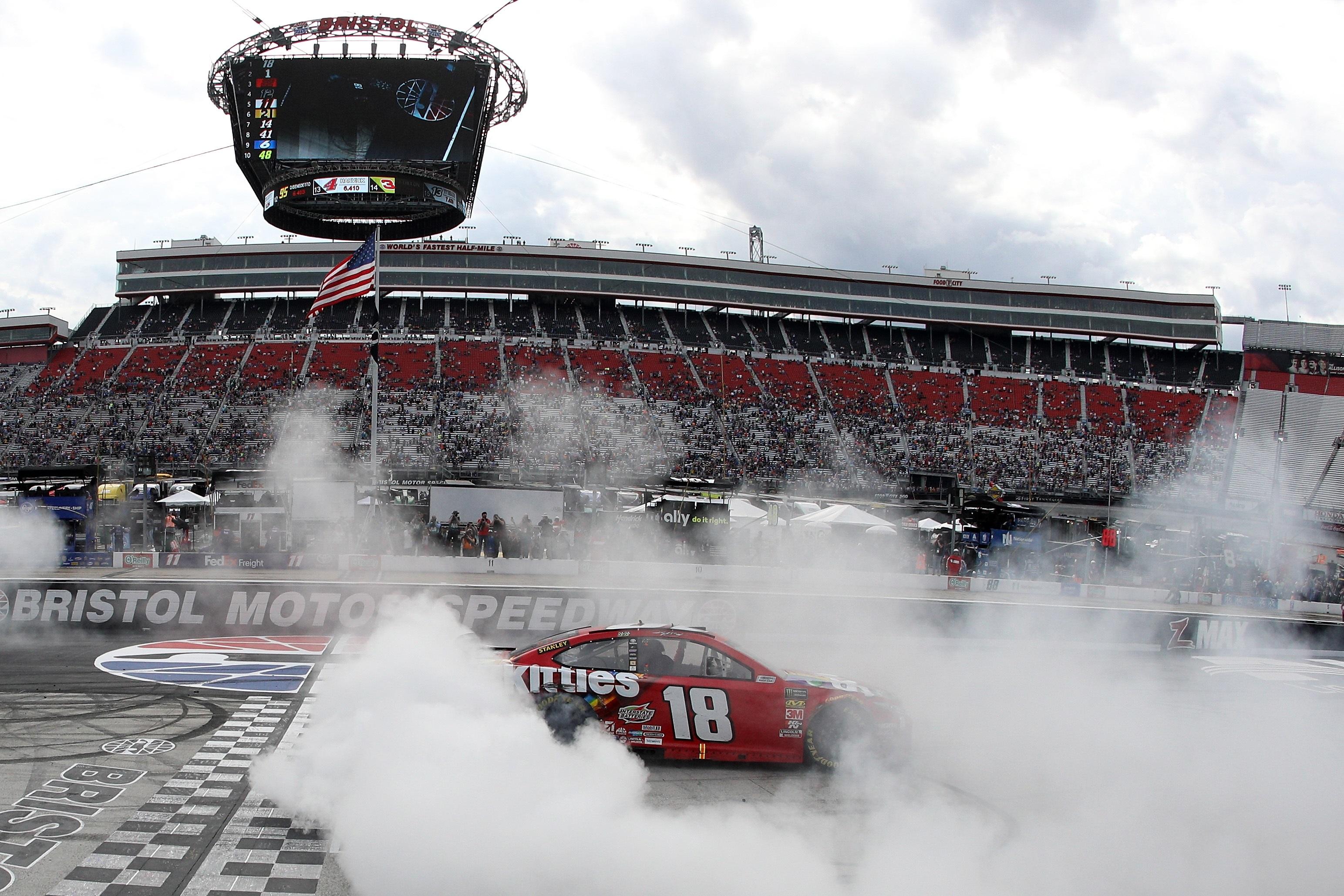 Bristol TV Schedule: May 31-June 1, 2020 (NASCAR Week) - Racing News