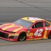 Kyle Larson at Richmond Raceway