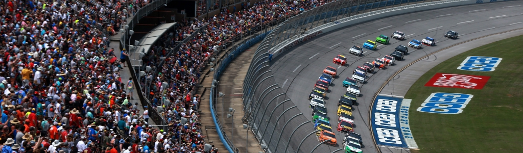 Talladega Starting Lineup: October 2019 (NASCAR Cup Series)