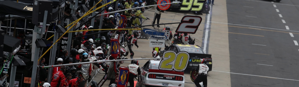 Bristol Motor Speedway: Penalty Report (April 2019)