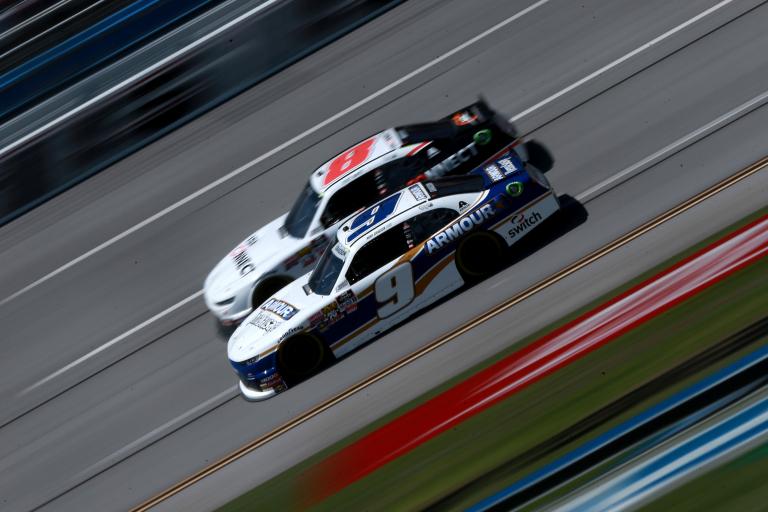 Noah Gragson en Talladega Superspeedway - NASCAR Xfinity Series