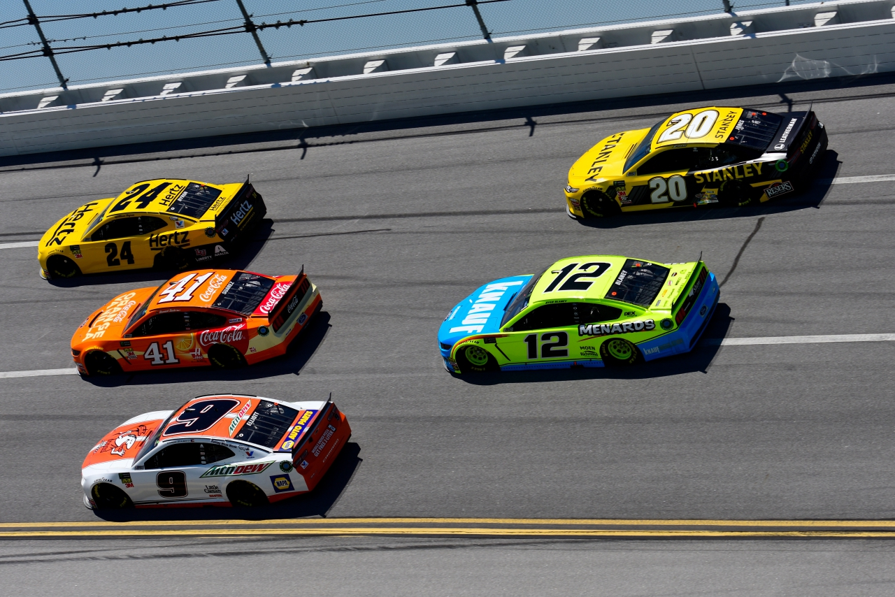 Talladega TV Schedule: October 2019 (NASCAR Weekend) - Racing News