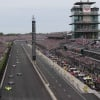 2019 Indianapolis 500 - Simon Pagenaud leads