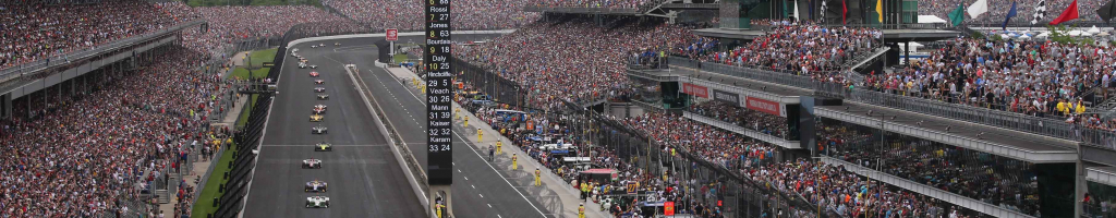 Indy 500 to be run without fans in 2020