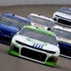 Austin Dillon at Kansas Speedway
