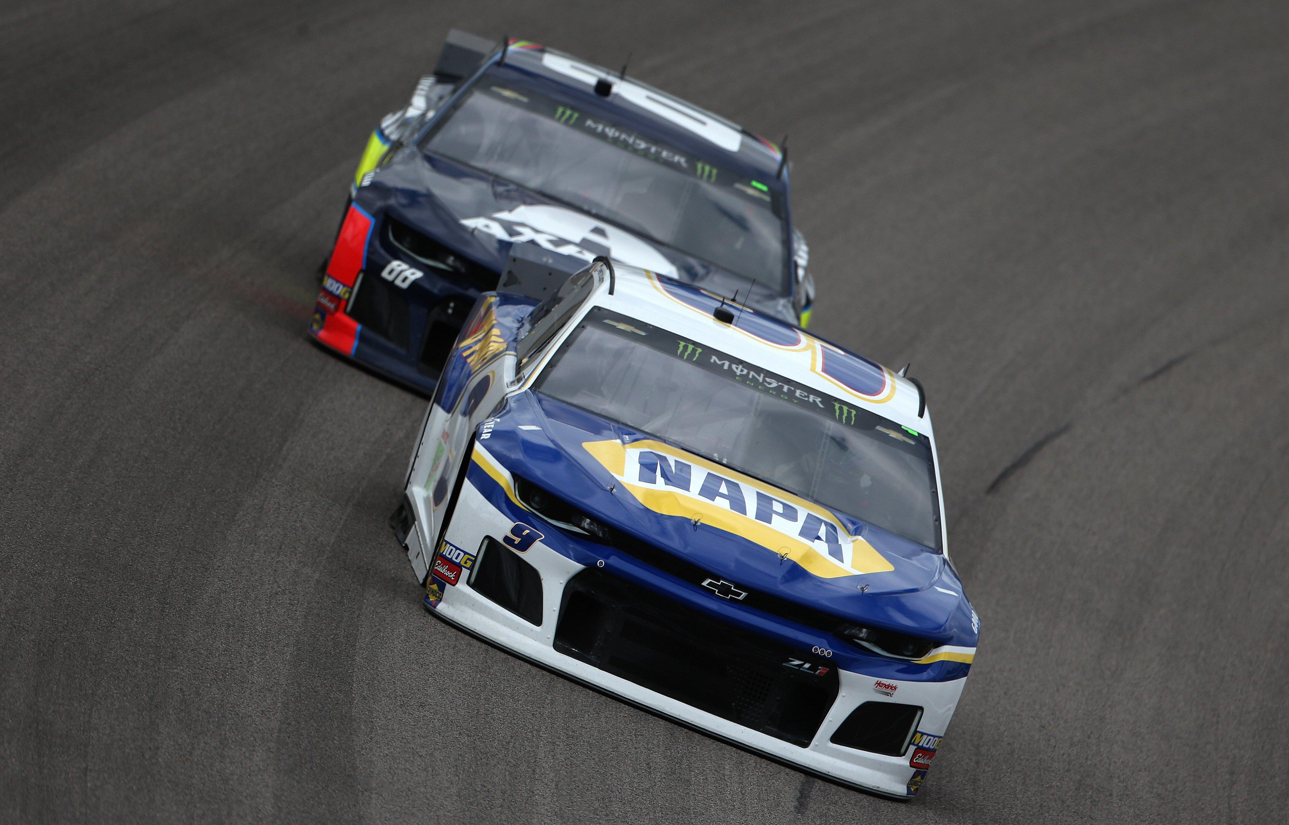 Kansas Practice Results: October 18, 2019 (NASCAR Cup Series) - Racing News