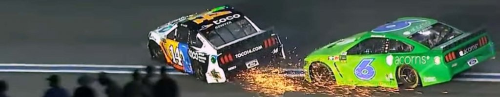 NASCAR reacts to the fight between Ryan Newman, Clint Bowyer