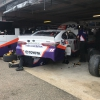 Denny Hamlin at Dover International Speedway