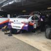 Denny Hamlin at Dover International Speedway