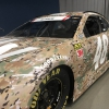 Jimmie Johnson Camo Paint Scheme