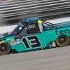 Johnny Sauter at Dover International Speedway