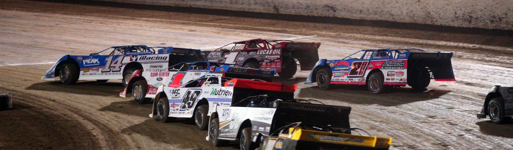 Clash at The Mag: Lucas Oil Late Model Dirt Series drug test issued today