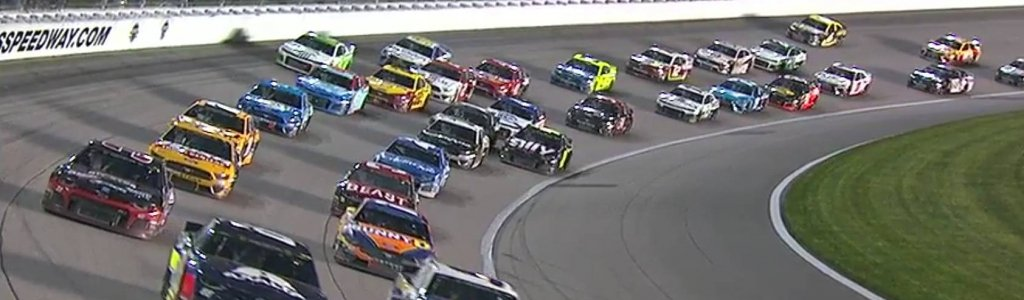 NASCAR addresses restart confusion from Kansas Speedway
