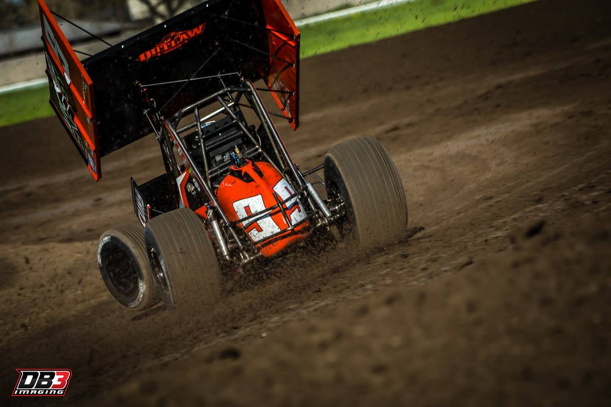 Kasey Kahne sidelined with injury; James McFadden to drive #9 sprint car for KKR