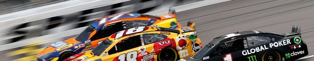 Kyle Busch didn't like the NASCAR penalty at Kansas; Adam Stevens sets him straight
