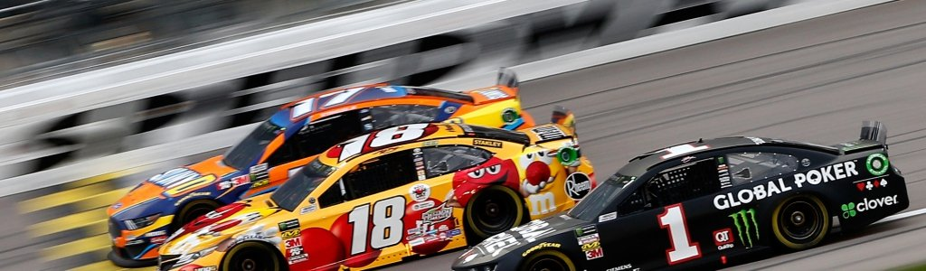 Kyle Busch didn't like the NASCAR penalty at Kansas; Adam Stevens sets him straight