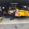 Kyle Busch at Dover International Speedway
