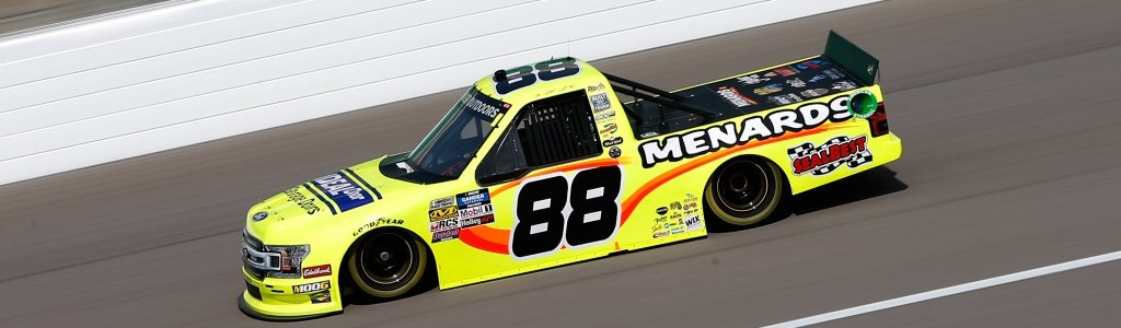 Kansas Truck Race Starting Lineup: May 10, 2019