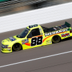 Matt Crafton at Kansas Speedway - NASCAR Truck Series