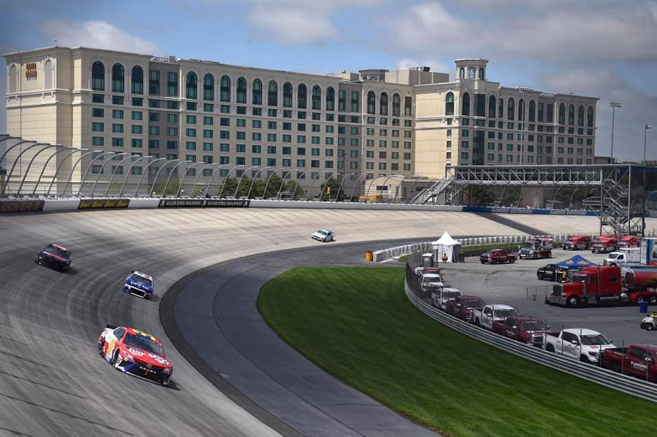 Matt DiBenedetto - Leavine Family Racing at Dover International Speedway