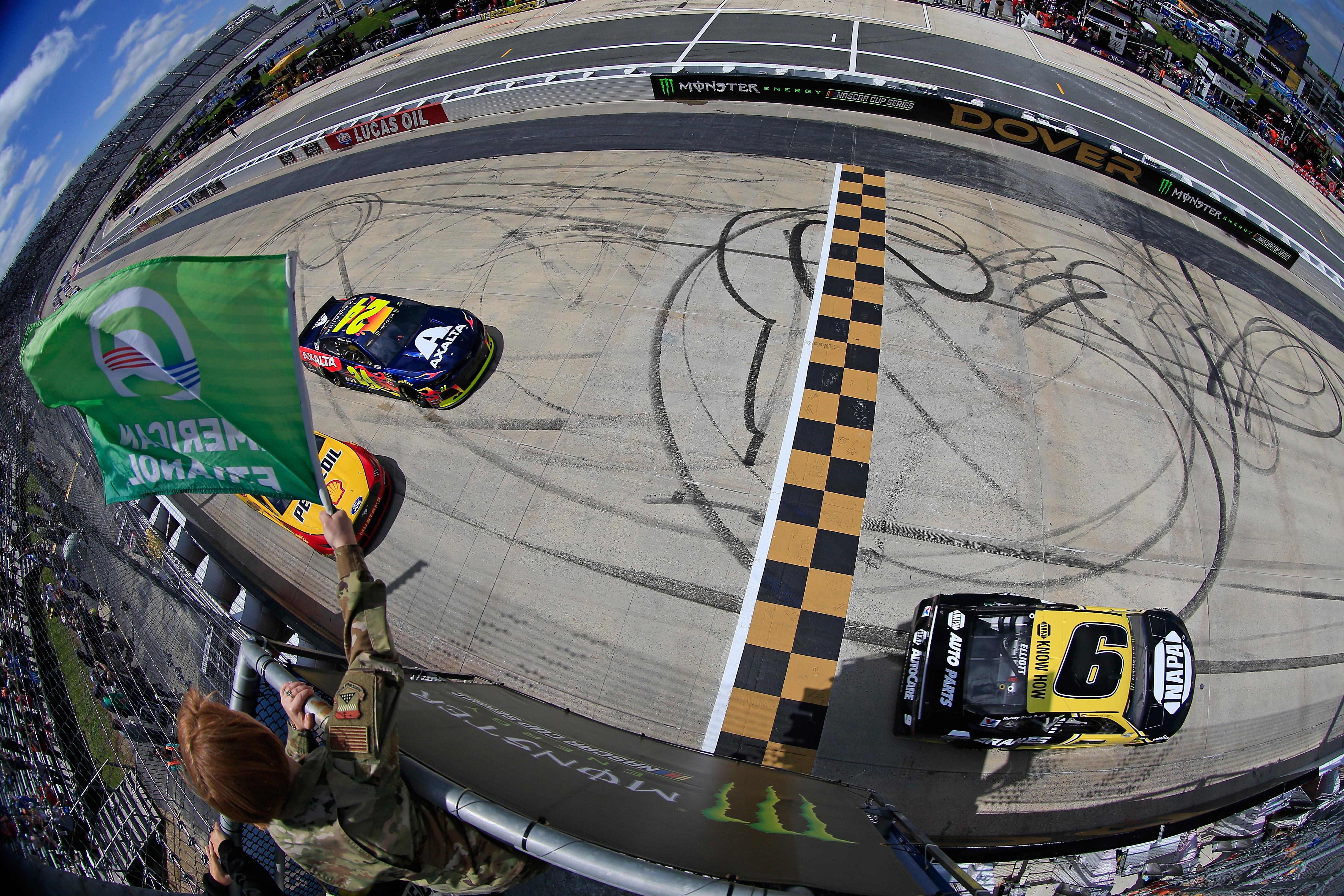 Dover Starting Lineup: October 2019 (NASCAR Cup Series) - Racing News
