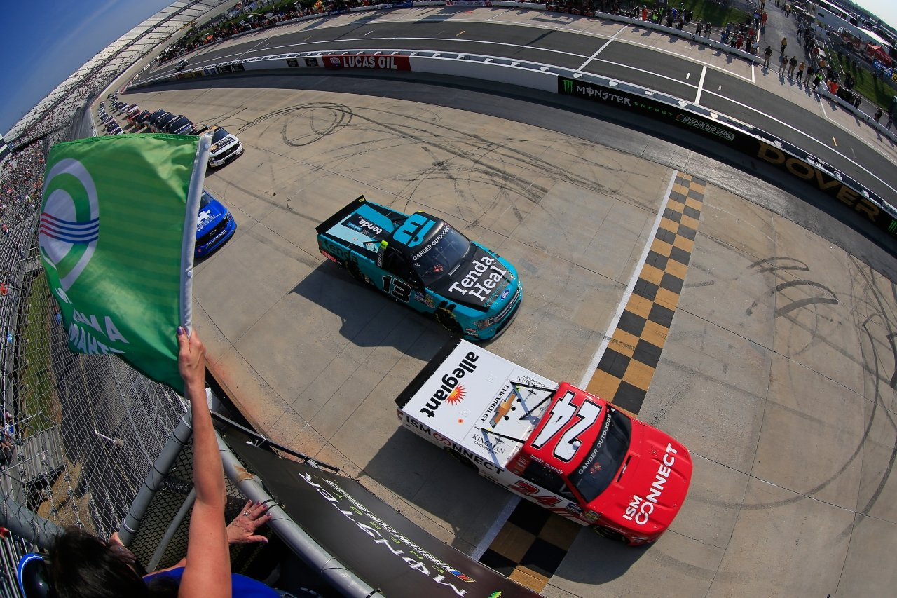 Dover Truck Race Results May 3 2019 Racing News
