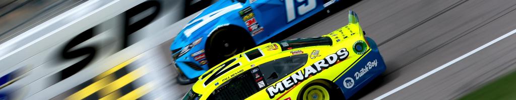 Matt DiBenedetto to Wood Brothers Racing; Paul Menard set to retire