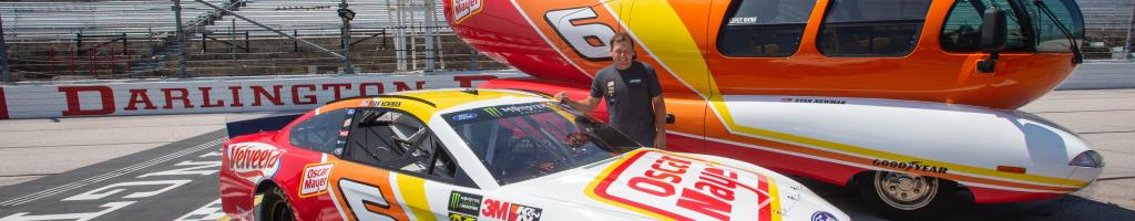 Ryan Newman 2019 Throwback: Mark Martin paint scheme returns to Darlington