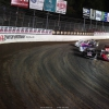 Tim McCreadie and Mike Marlar at Magnolia Motor Speedway - Lucas Oil Late Model Dirt Series Photo 4209