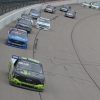 Brett Moffitt at Iowa Speedway - NASCAR Truck Series