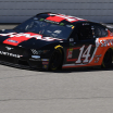 Clint Bowyer at Michigan International Speedway