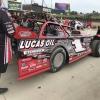Earl Pearson Jr at Eldora Speedway