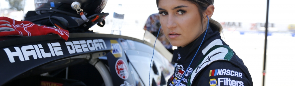 Hailie Deegan vs Todd Souza; Driver issues warning of retaliation