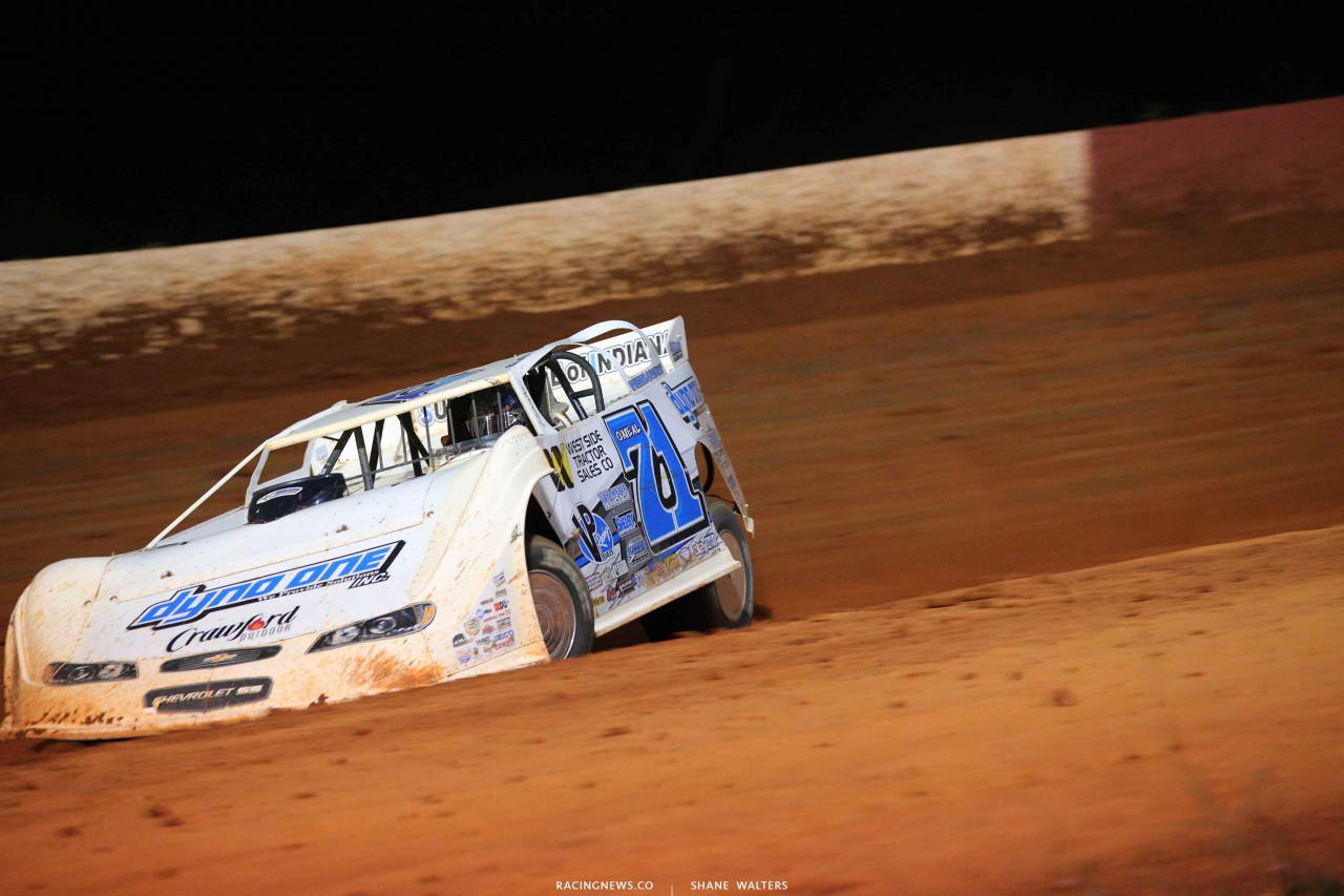 Hudson O'Neal at Smoky Mountain Speedway - LOLMDS 6141