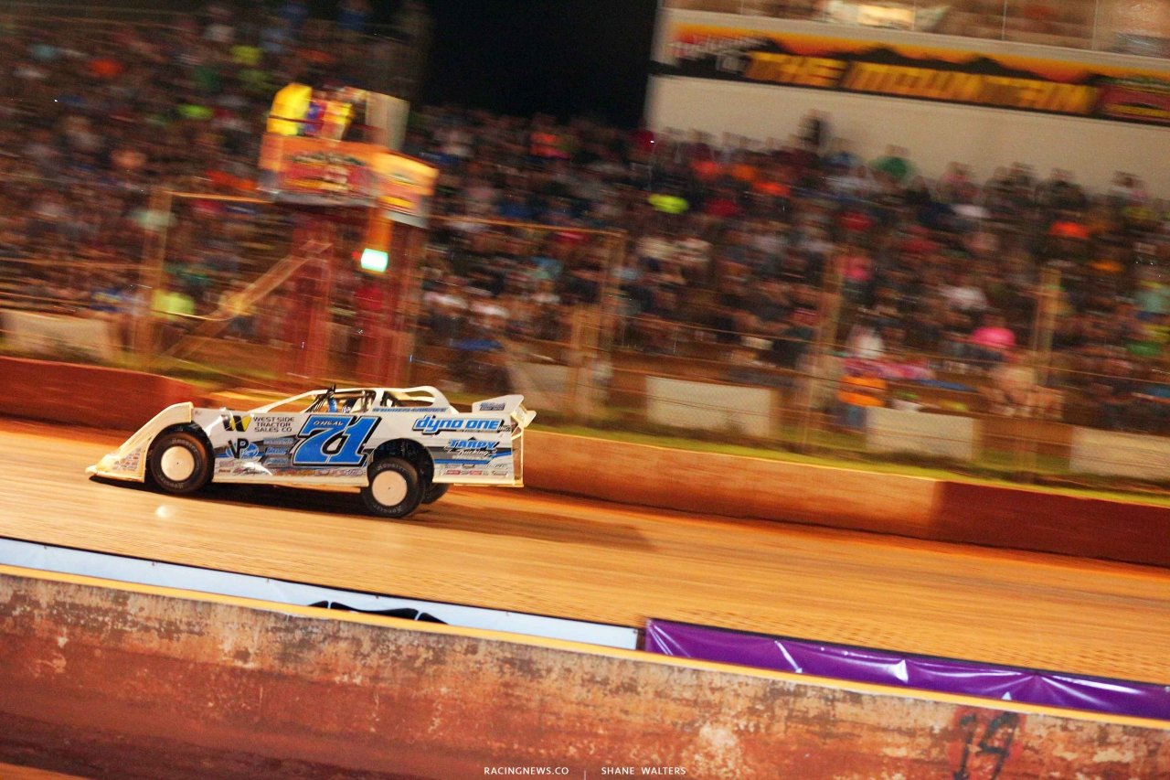 Hudson O'Neal wins at Smoky Mountain Speedway 6182