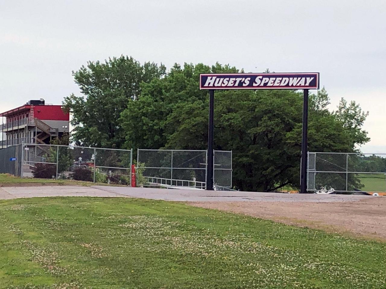 Huset's Speedway dirt track