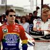 Jeff Gordon and Dale Earnhardt