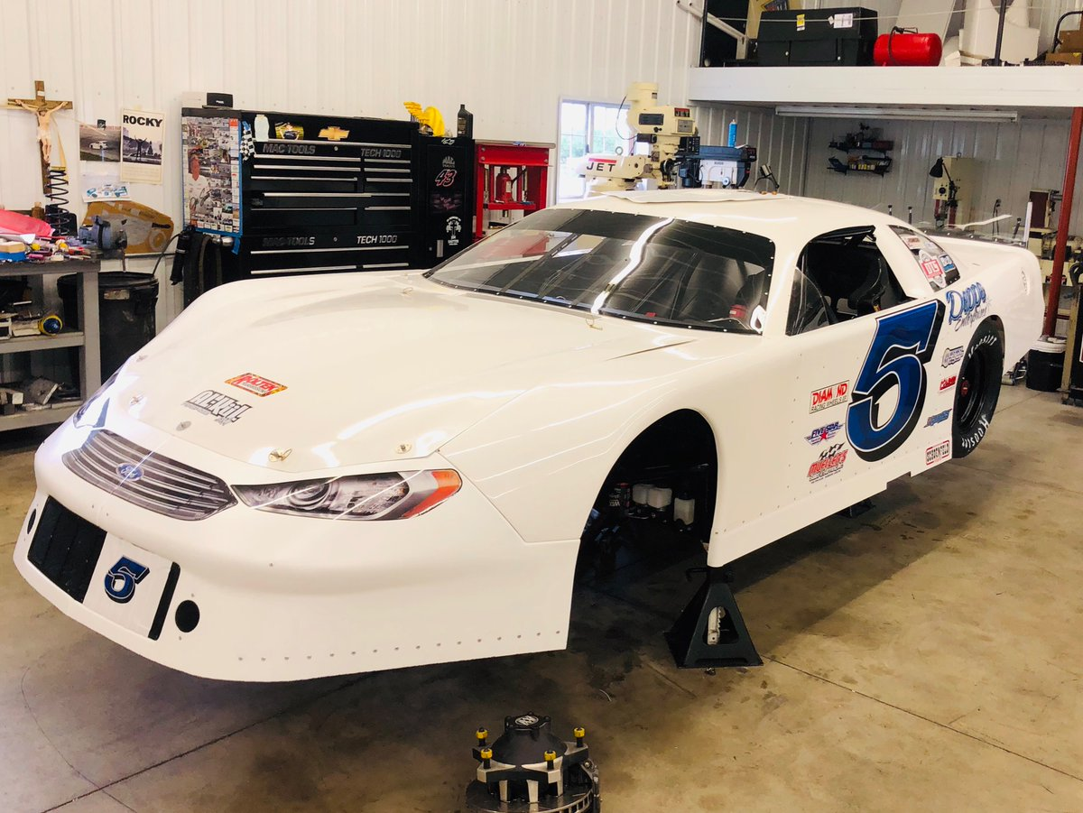 Johnny Sauter - Late Model