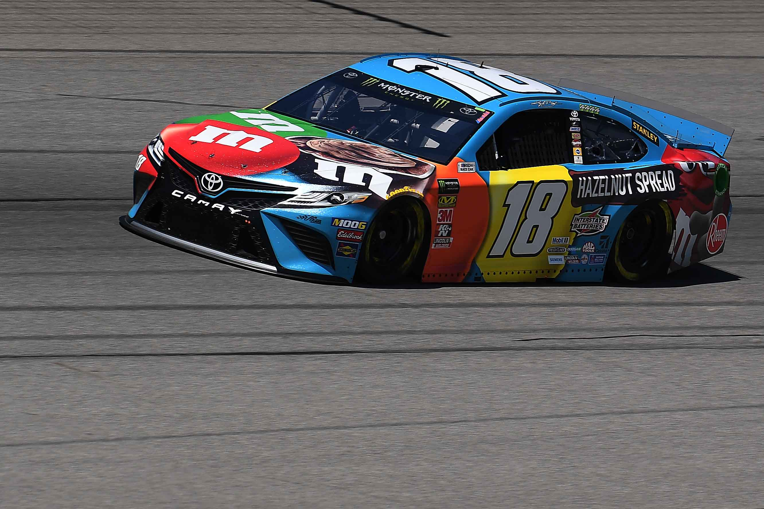 Michigan Practice Results: June 7, 2019 (NASCAR Cup Series)