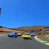 Kyle Larson, William Byron, Joey Logano and Chase Elliott at Sonoma Raceway - NASCAR Cup Series