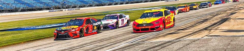 Chicagoland Final Practice Results: June 29, 2019 (NASCAR Cup Series)