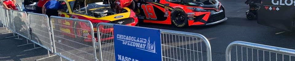 Chicagoland Practice Results: June 29, 2019 (NASCAR Cup Series)