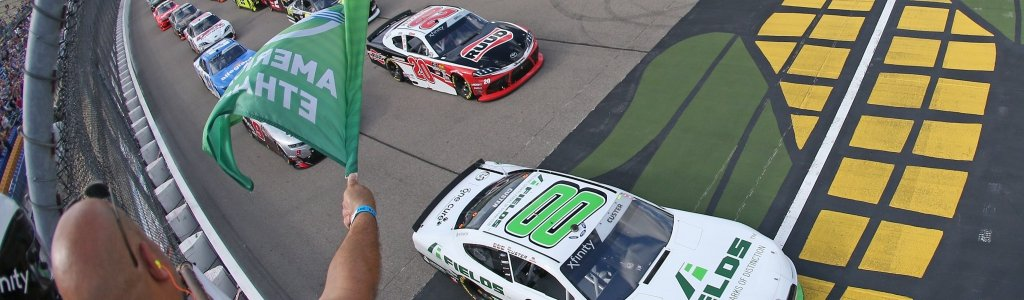 Iowa Xfinity Race Results: June 16, 2019