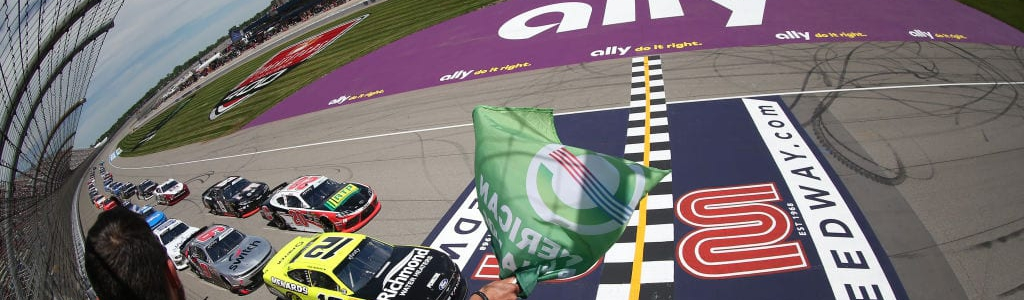 Michigan Xfinity Race Results: June 8, 2019