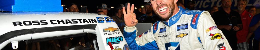 Ross Chastain disallowed NASCAR Truck entry at Watkins Glen
